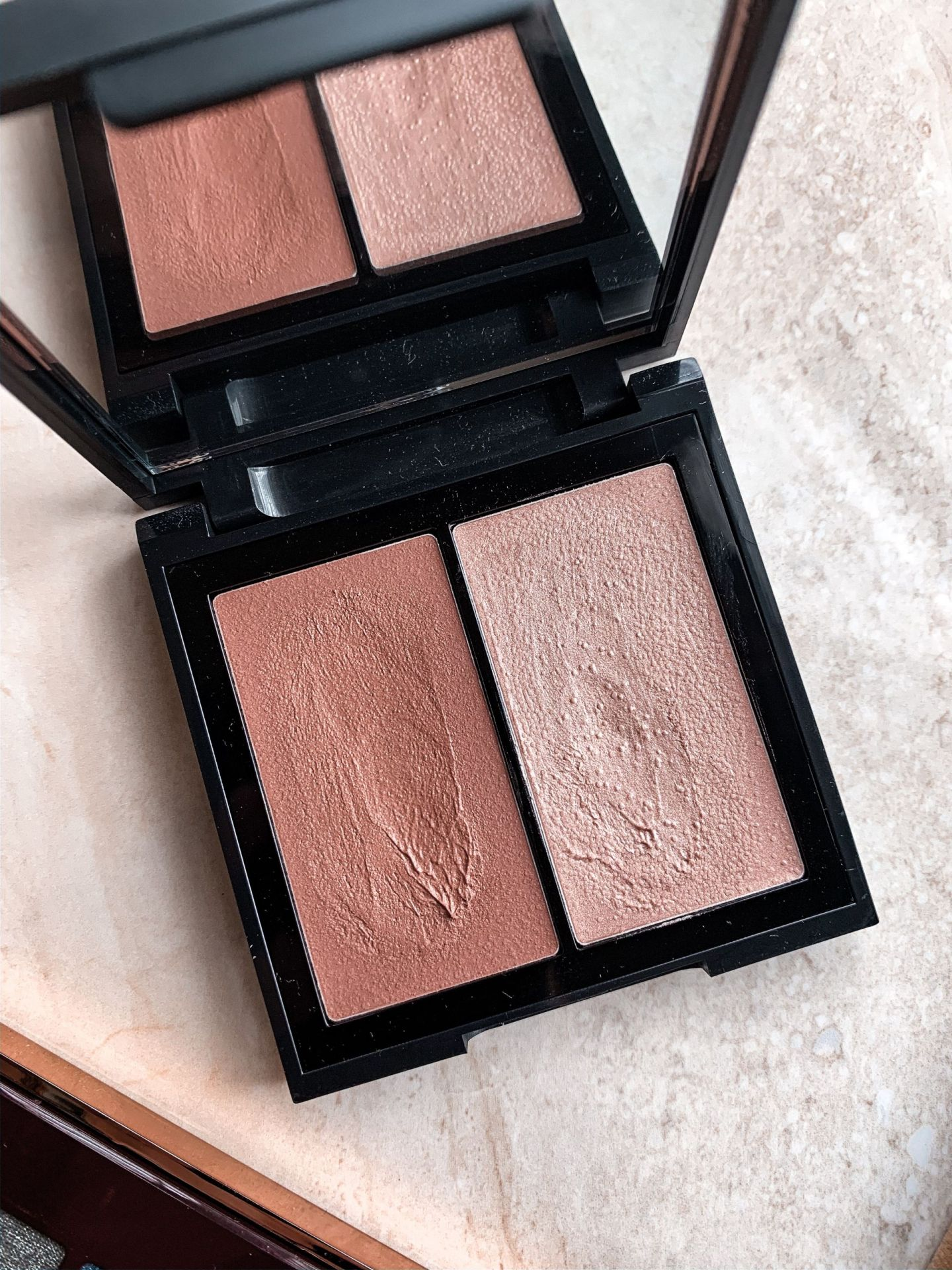 Kosas highlight and blush creme duo