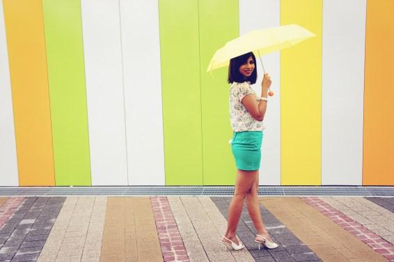 Osaka street style