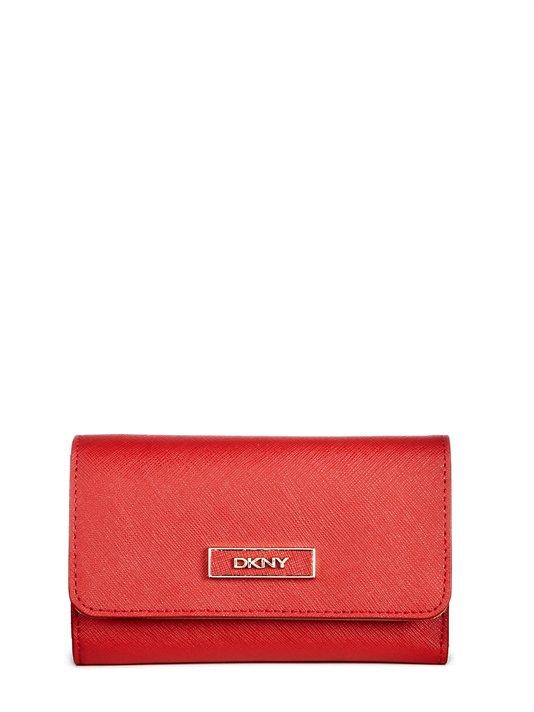 DKNY Saffiano wallet