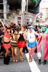 越すプレ Cosplay festival - Nippombashi Street Festa, Osaka 日本橋 ストリート フェスタ, 大阪市