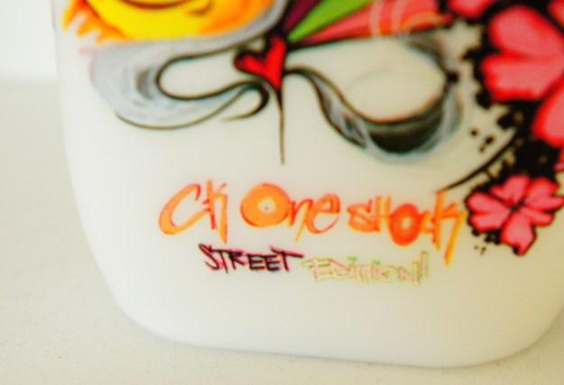 Calvin Klein Shock Street Edition