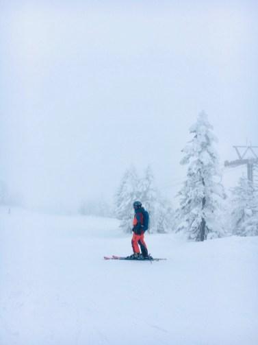 pwder snow japan