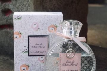 unique perfumes - Jill Stuart Eau De Floral White ジル スチュアート オード ホワイト フローラル