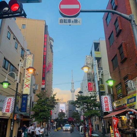 Kappabashi かっぱ橋道具街