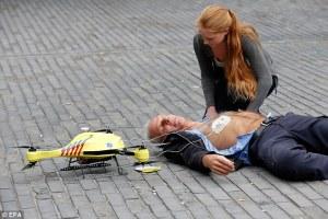 drone urgencias