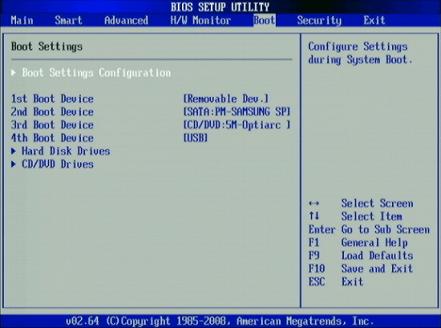 USB BIOS