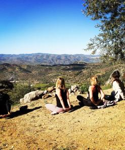 Yoga Retreat in Malaga