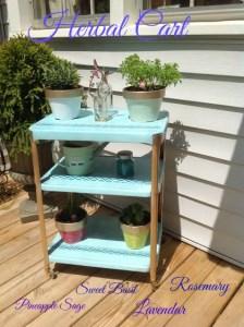 herbal cart