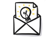 inspiratiemails zakelijk tekenen en visueel werken