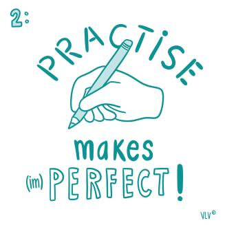 sketchnotes tips - voor het maken van visuele aantekeningen en zakelijk tekenen