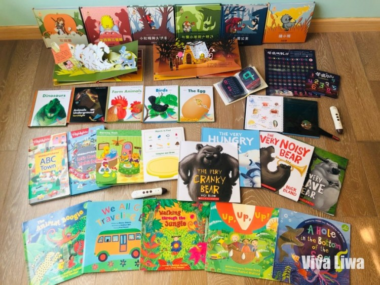 KidsRead點讀筆新品及全書目團購 分享文目錄