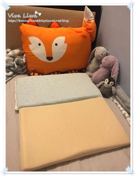 卸貨倒數100-57 翰翰用過的三款0~2Y嬰幼兒枕頭(mammy shop, milo&gabby, 10days)