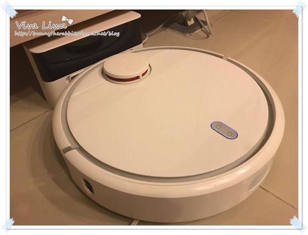 卸貨倒數100-65 媽媽們必備!讓媽媽好省力的米家掃地機器人(小米)