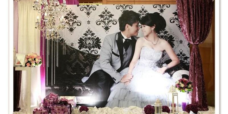 [女昏] 低調奢華婚禮佈置- 告訴大家這是誰的場子!