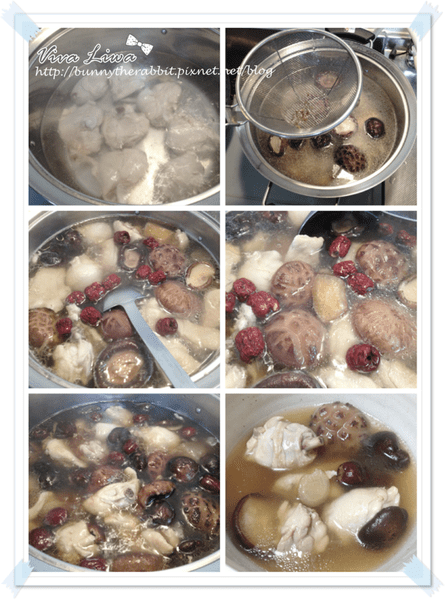 [煮婦] 不專業食譜100-10 香菇雞湯