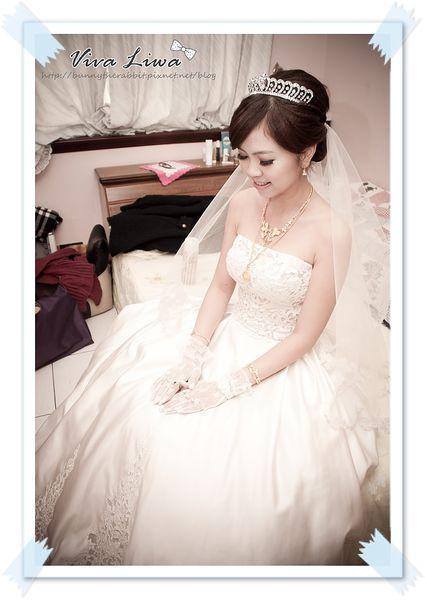 [女昏] 訂結婚造型 (上) 白天訂婚&下午迎娶