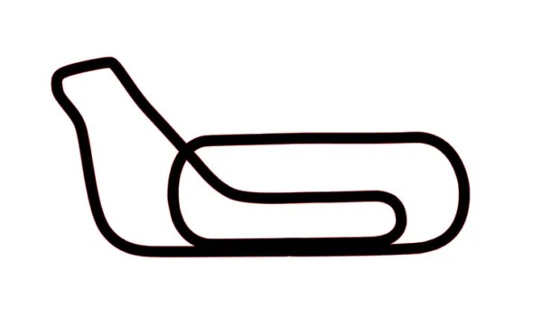 old Monza layout decal F1