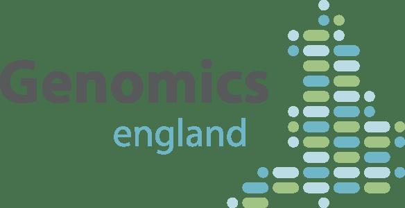 Logo Genomics England