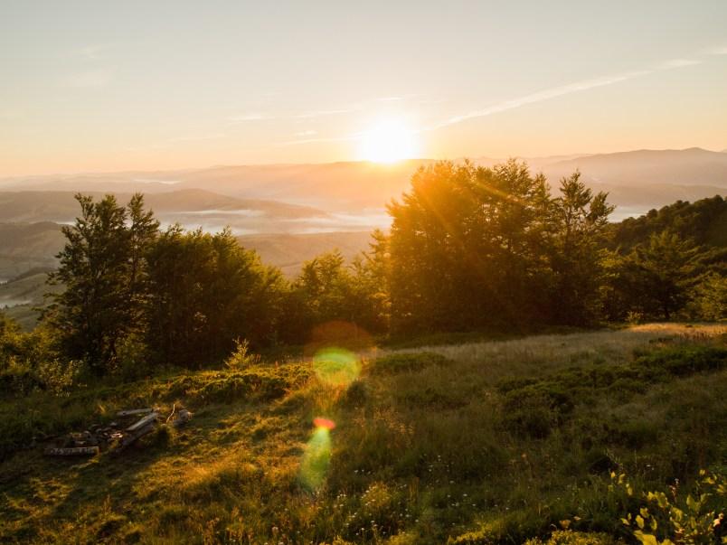 Doch mit dem Sonnenaufgang geht es neuen Erlebnissen und Eindrücken entgegen. (nieszka)