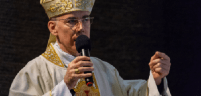 Archbishop Charles John Brown, Apostolic Nuncio to the Philippines. CBCP NEWS