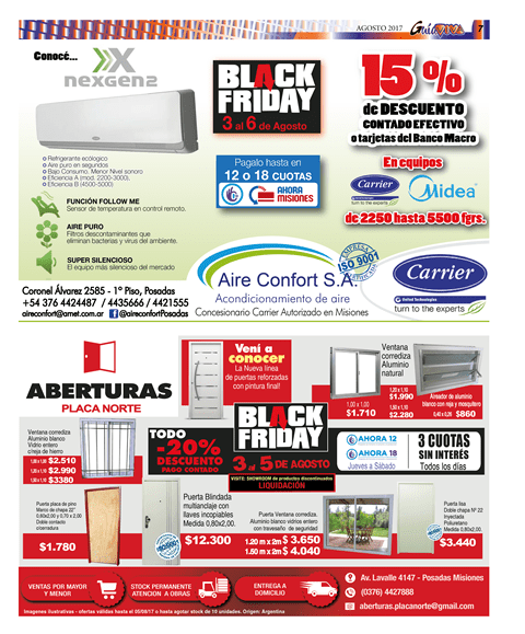 construccion ofertas black friday