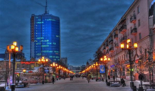 Самые красивые места Челябинска(с фото)   VivaReit