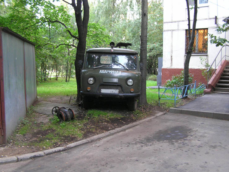 car parking in Russia 22