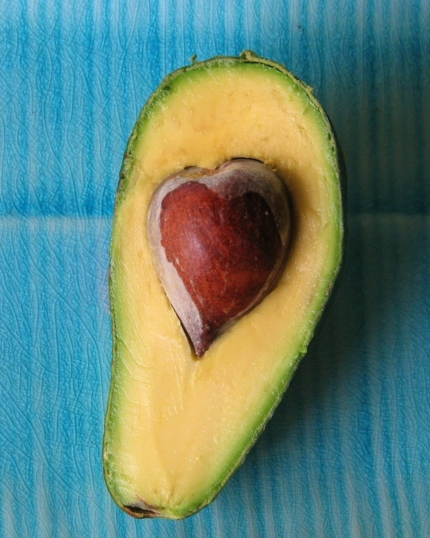 Seeing A Heart Inside Your Avocado
