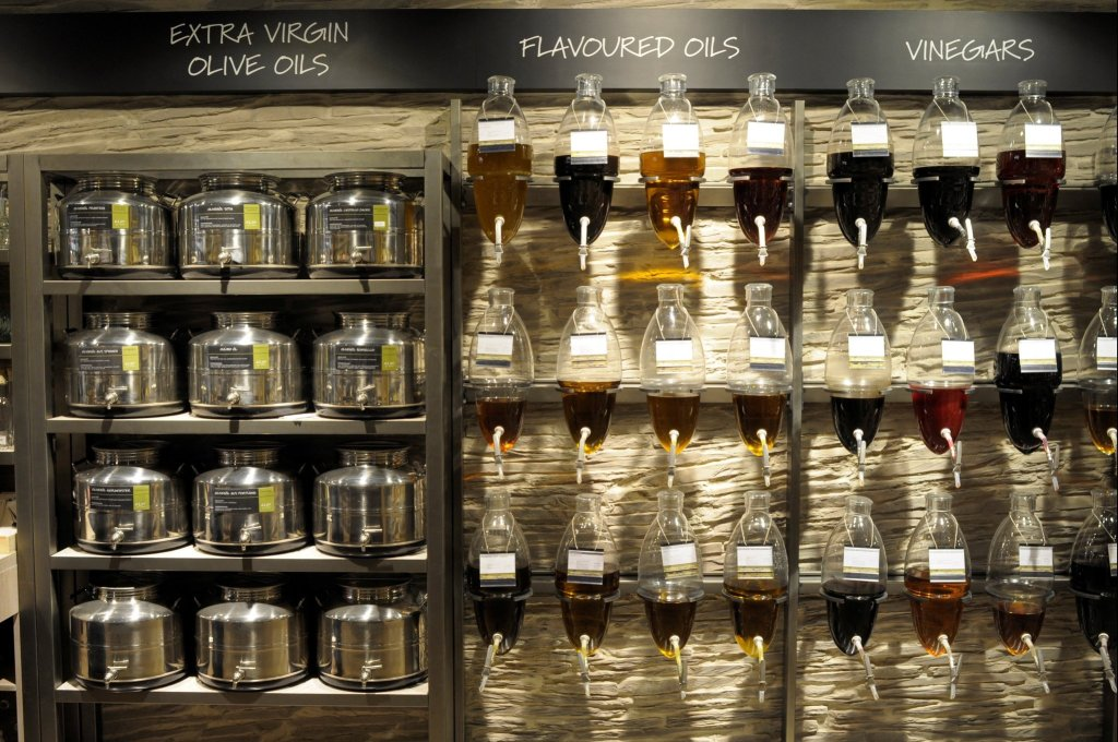 Oil & VInegar store, Amsterdam