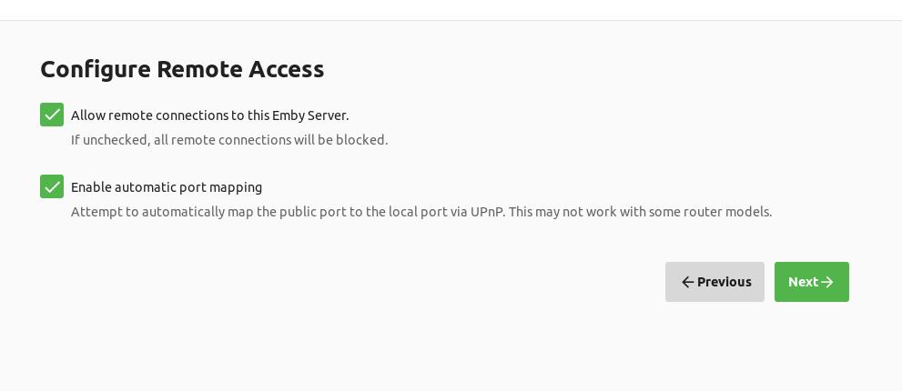 instalar emby en ubuntu_acceso_remoto