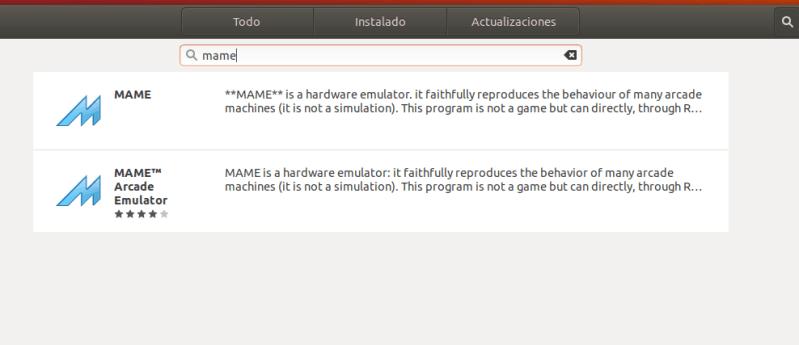 instalar mame en ubuntu