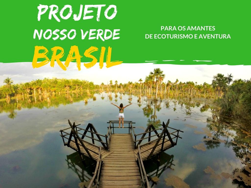 nosso verde brasil ecoturismo aventura