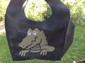Ugly Crocs bag (TRASH)