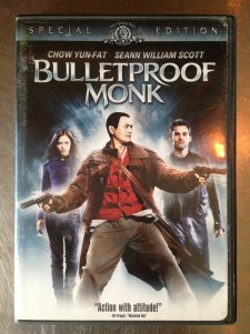 I like Chow Yun Fat and everything, but the kick-ass monk thing is an overtired genre. DONATE.