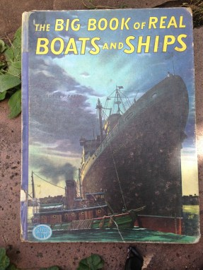 A great book if you want to study boats made before 1940.