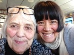 Me and my dear Anita (MIL)