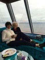 With my wonderful step-mom