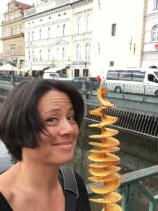 Bramborova Spirala