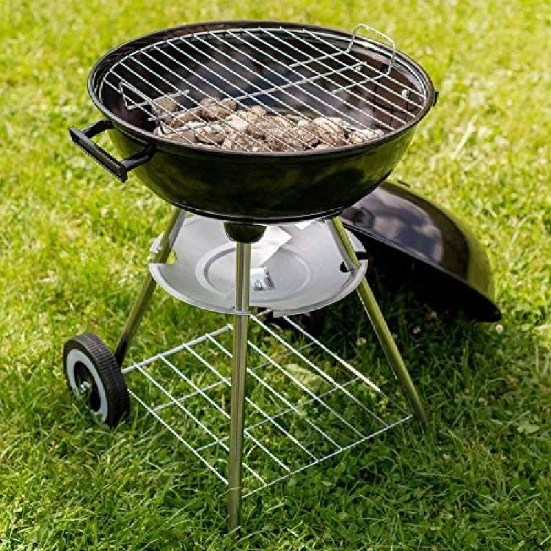 acheter un barbecue avec couvercle