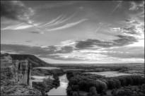 ocaso puesta_de_sol cabezon valladolid cortados rio