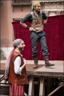 Azar Teatro, Ruta del Hereje 2015, Valladolid