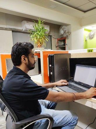 yogesh chaudhari web designer