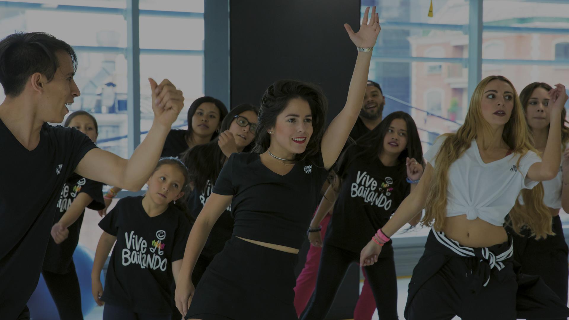 Academia Vive Bailando