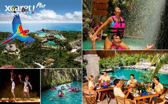 Tour Xcaret Plus con Show de Noche desde Cancún 2020