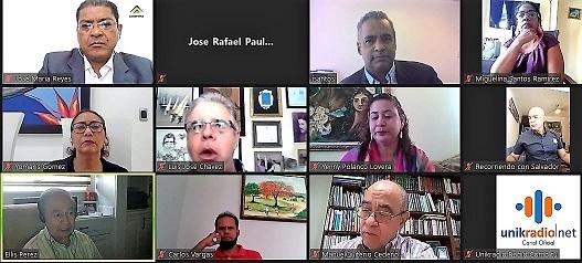 Adompretur XII Encuentro Virtual Situación y Retos del Turismo Dominicano