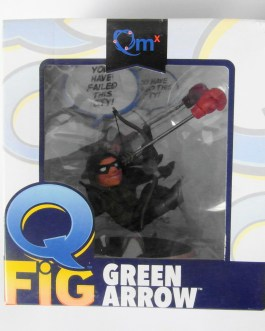 Green Arrow Figura De Colección Q Fig Dc Comics