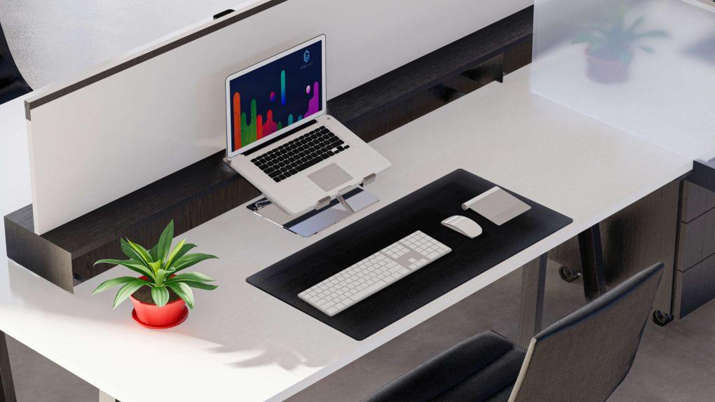 Laptop standaard,vivegrace,thuis werken