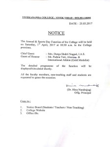 Notice-for-Annual-Day-Sports-Day-function-2017 Teachers Application Forms For College on recommendation letter for teacher, experience letter for teacher, request letter for teacher, appointment letter for teacher, personal reference for teacher, letter of support for teacher, student resume for teacher,