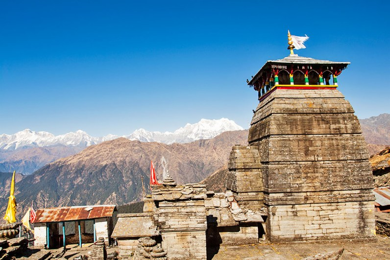 Tungnath - At 12000 ft, it is the highest Lord Shiva temple in the world
