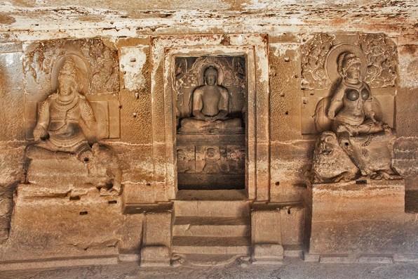 Jain caves